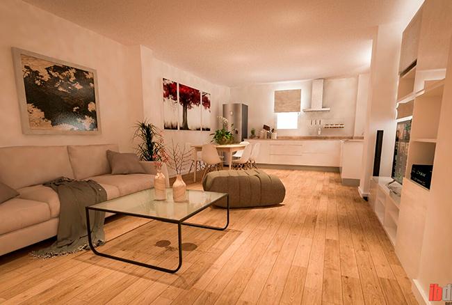 Vivienda mallorca home staging vivienda alquiler for Alquiler pisos valdezarza