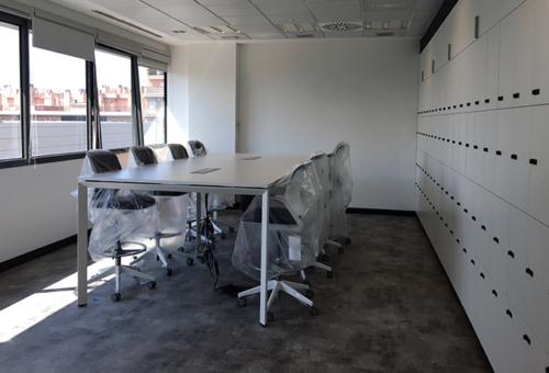 Oficina Sant Marti, 22@. Barcelona