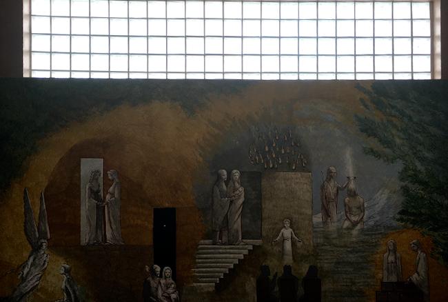Esglesia Verge del Carme. Sant Joan Despí